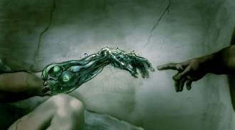 transhuman image