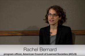 Connected Conversations: Rachel Bernard