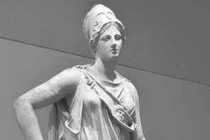 Statue of Athena